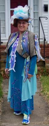 Herring Woman's Dress