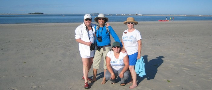A Beach Ambassador Reflects on a Rewarding Summer