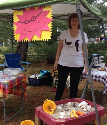 Sharon Yopp at PineFest