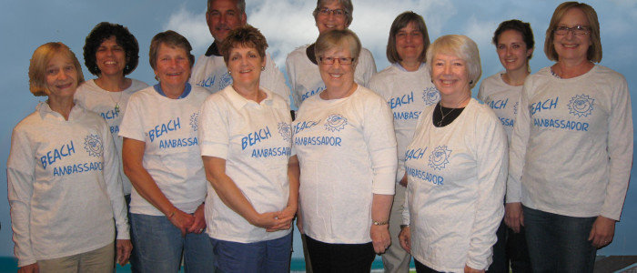 Beach Ambassadors are Ready to Hit the Beaches!