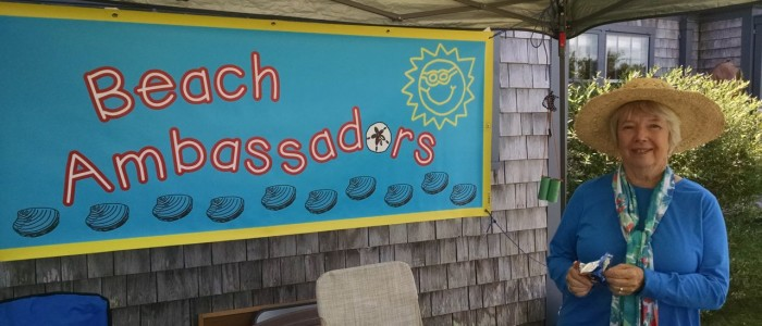 Beach Ambassadors Celebrate a Successful Summer